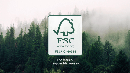 LIGANOVA | Green Campaign Cycle | FSC | Certification